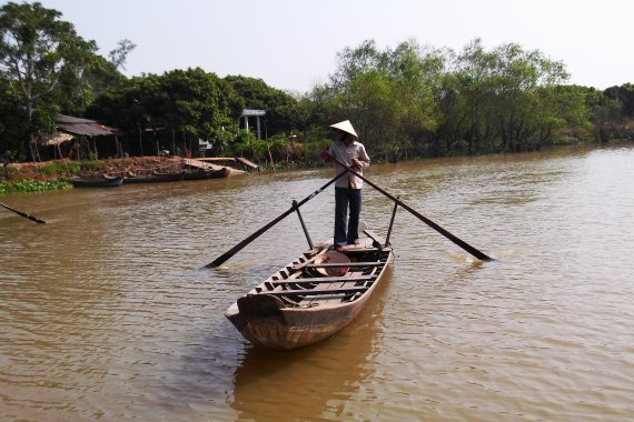 Mekong Delta – Mytho and Bentre Coconut Island in 1 Day
