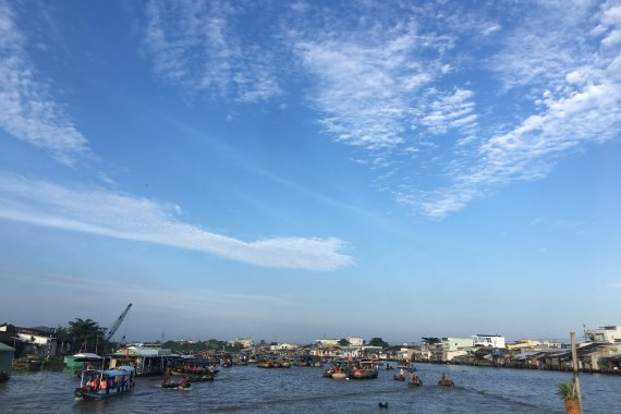 Authentic Mekong Delta: Trasu Cajuput and Floating Market 2 Days